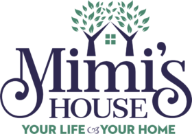 Mimi's House Logo - Your Life, Your Home